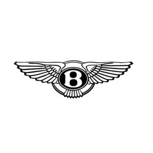 Raktų gamyba Bentley automobiliams